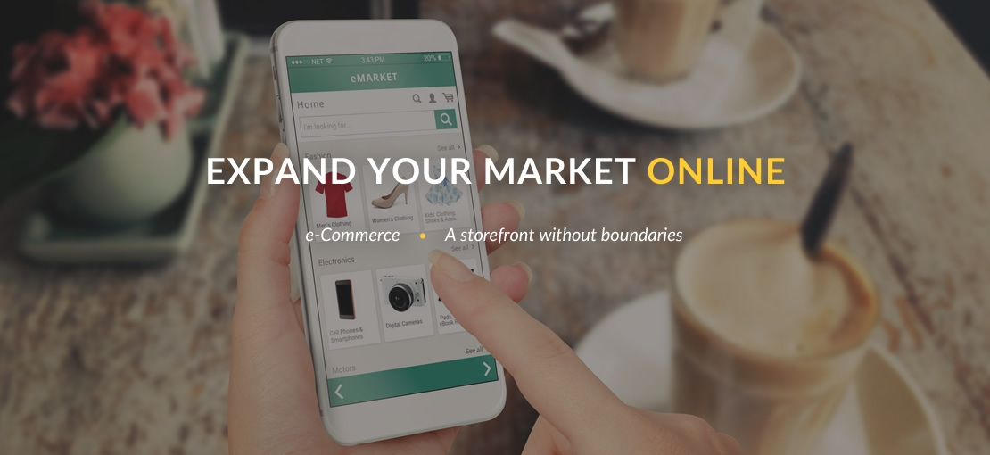 Expand Your Market Online