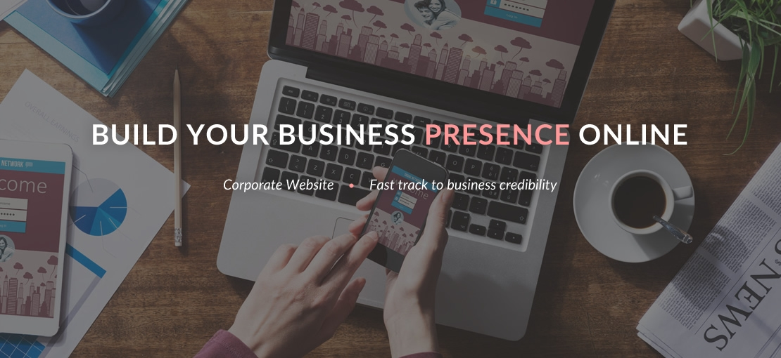 Build Your Business Presence Online